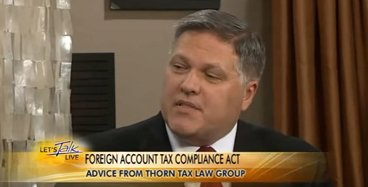 Washington DC Tax Attorney Kevin E. Thorn Discusses FATCA